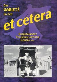 Varieté et cetera, Tournee